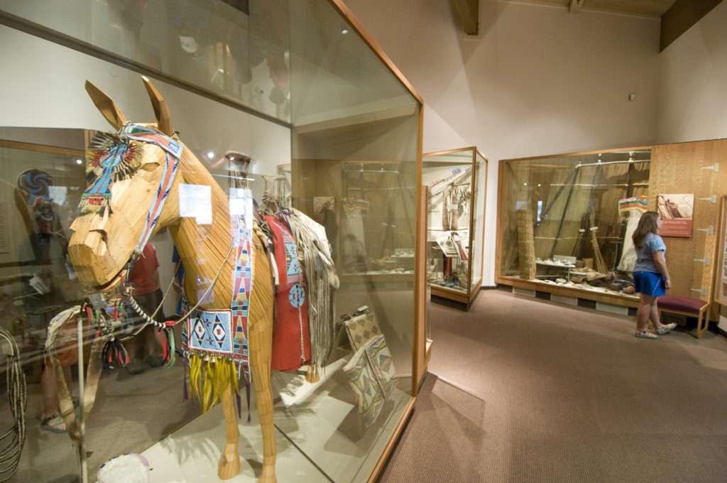 Idaho. Lewiston. Nez Perce Visitor Center and Museum