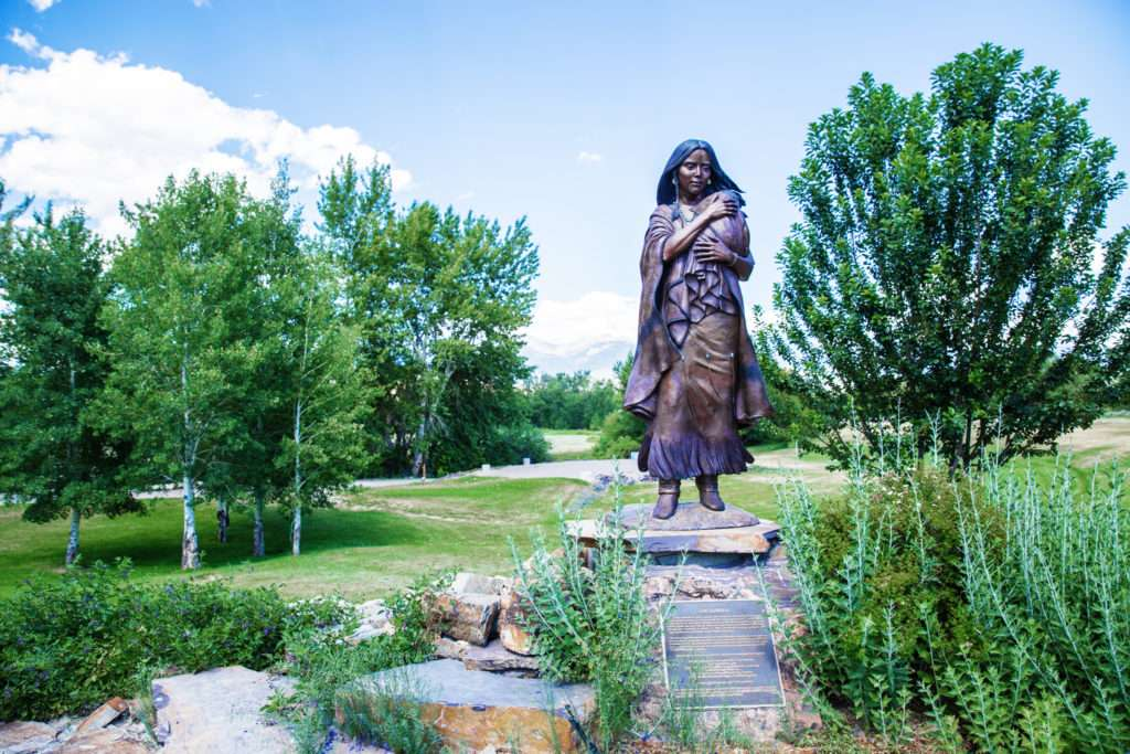 Sakajawea part of Idaho history